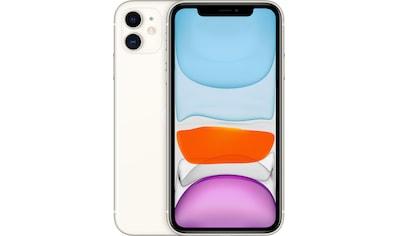 Apple iPhone 11 Smartphone (15,5 cm / 6,1 Zoll, 128 GB, 12 MP Kamera) kaufen
