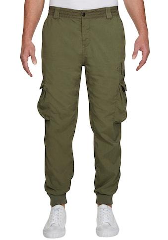 Calvin Klein Jeans Cargohose »CARGO SLIM MIXED MED CUFFED« kaufen