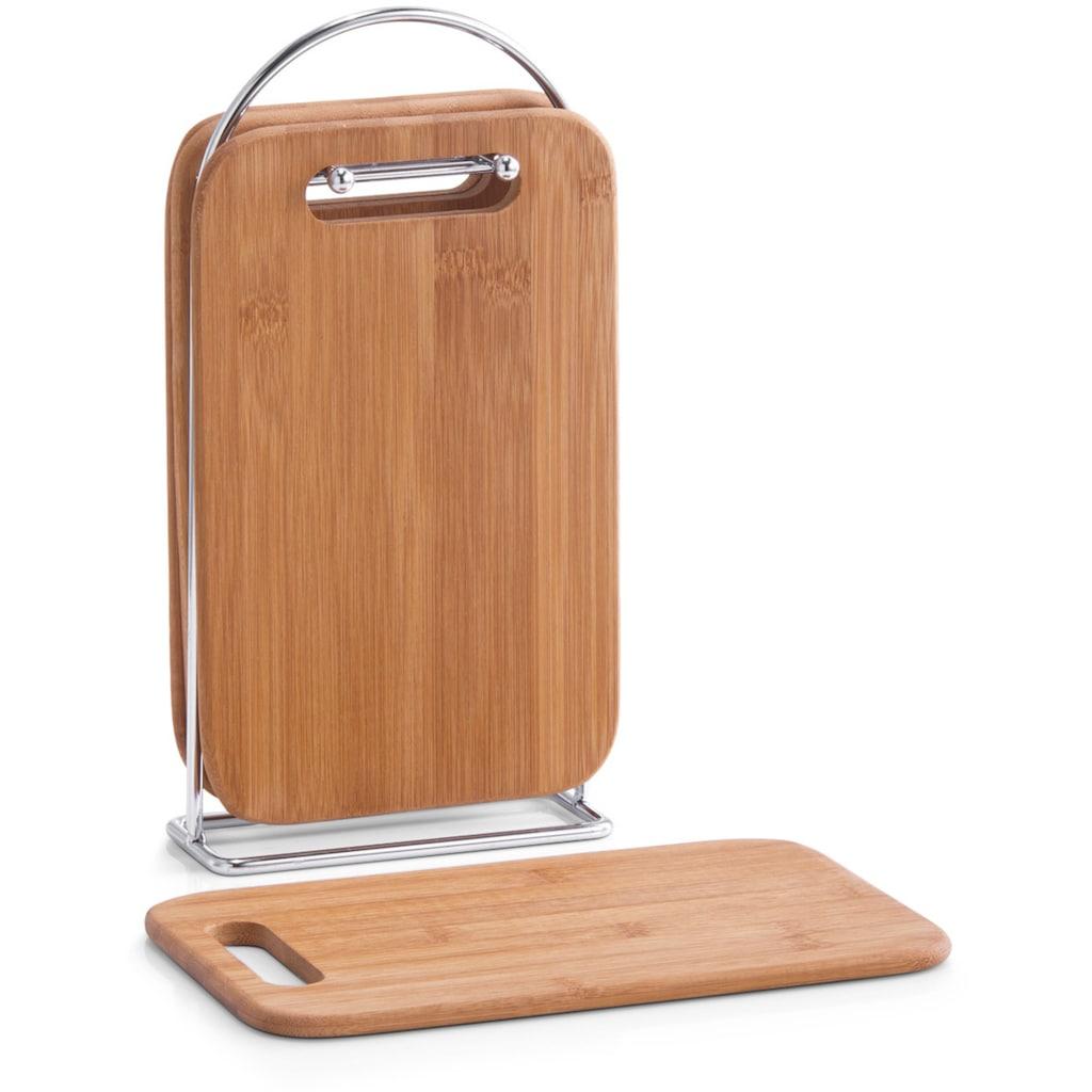 Zeller Present Frühstücksbrett »Bamboo«