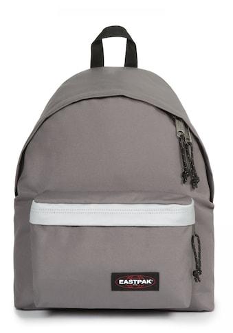 Eastpak Freizeitrucksack »PADDED PAK'R reflective grey« kaufen