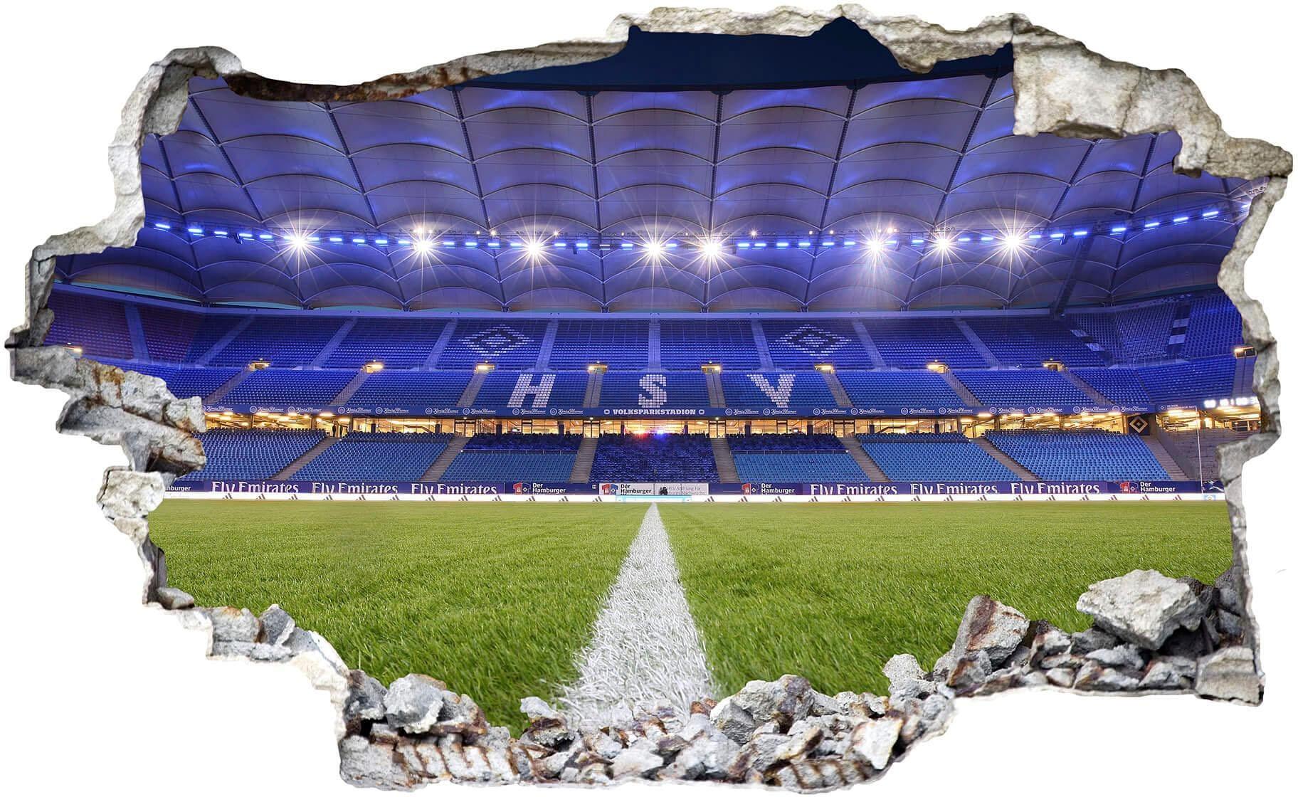 Wandtattoo Wohnen/Accessoires & Leuchten/Wohnaccessoires/Wandtattoos und Wandsticker/Wandtattoos Fußball