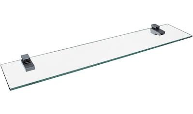 Fackelmann Ablage »aus Glas«, Breite 60 cm kaufen