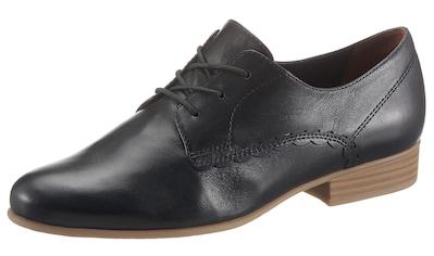 Tamaris Schnürschuh, im klassischen Design kaufen