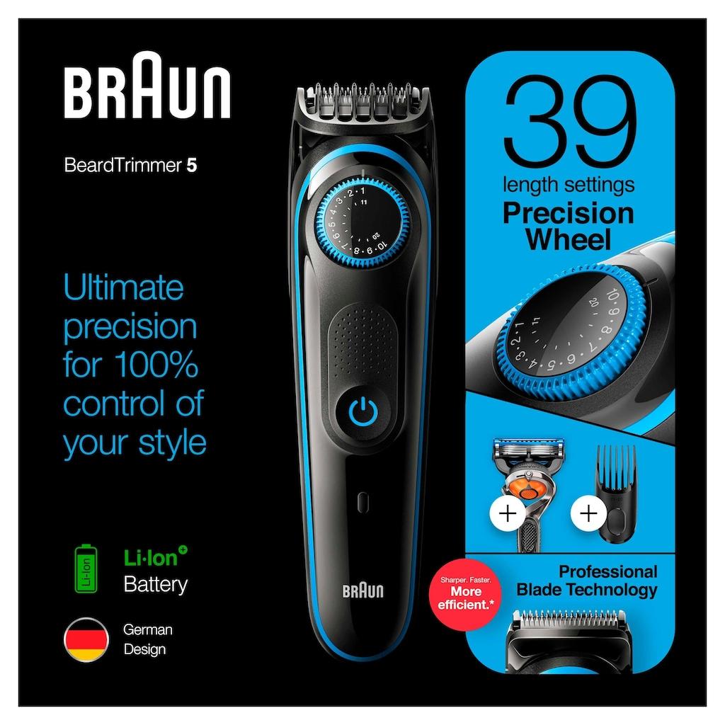 Braun Haar- und Bartschneider Barttrimmer BT5240