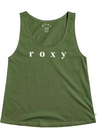 Roxy Tanktop »CLOSING PARTY WORD« kaufen