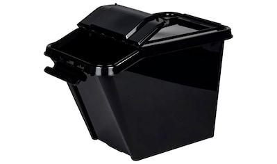 KREHER Aufbewahrungsbox ca. 27x37x43 cm (BxTxH) kaufen