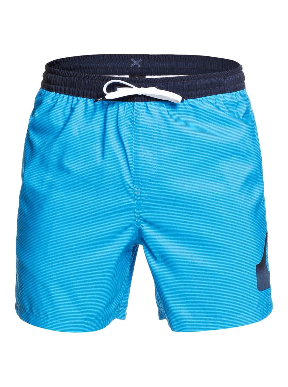 "Quiksilver Boardshorts Dredge Volley 17"" blau"