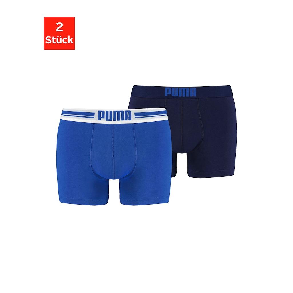 PUMA Boxer »Placed Logo«