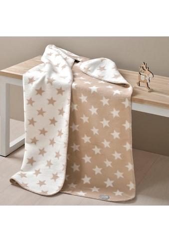 Babydecke »Sterne«, SEI Design kaufen