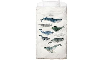 Bettwäsche »Whales«, Juniqe kaufen