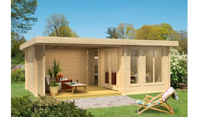 WEKA Gartenhaus »Weekendhaus 441«, BxT: 670x450 cm kaufen
