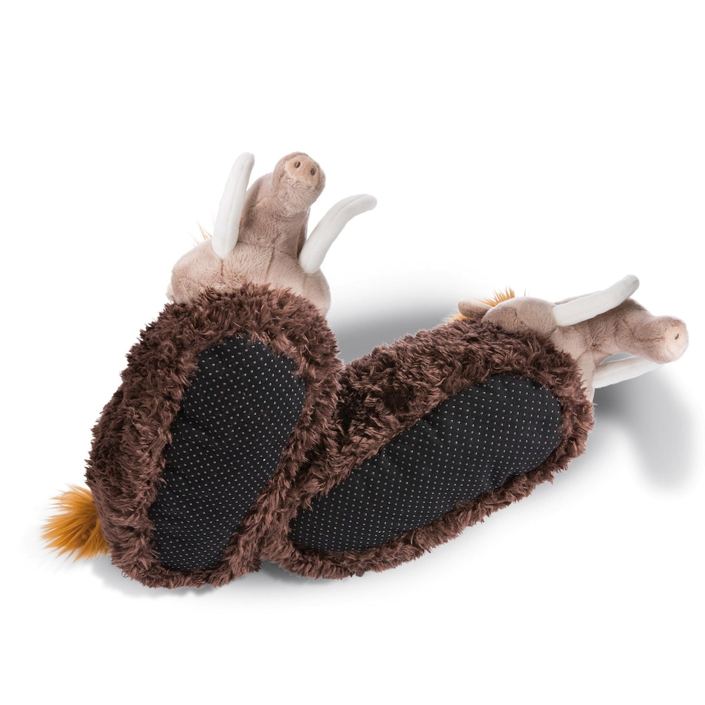 Nici Plüsch Hausschuhe »Mammut«