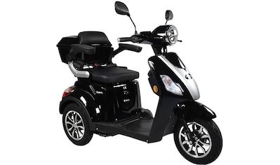 Rolektro Elektromobil »Rolektro E-Trike 25 V.3, Lithium Akku«, 1000 W, 25 km/h, (mit Topcase) kaufen