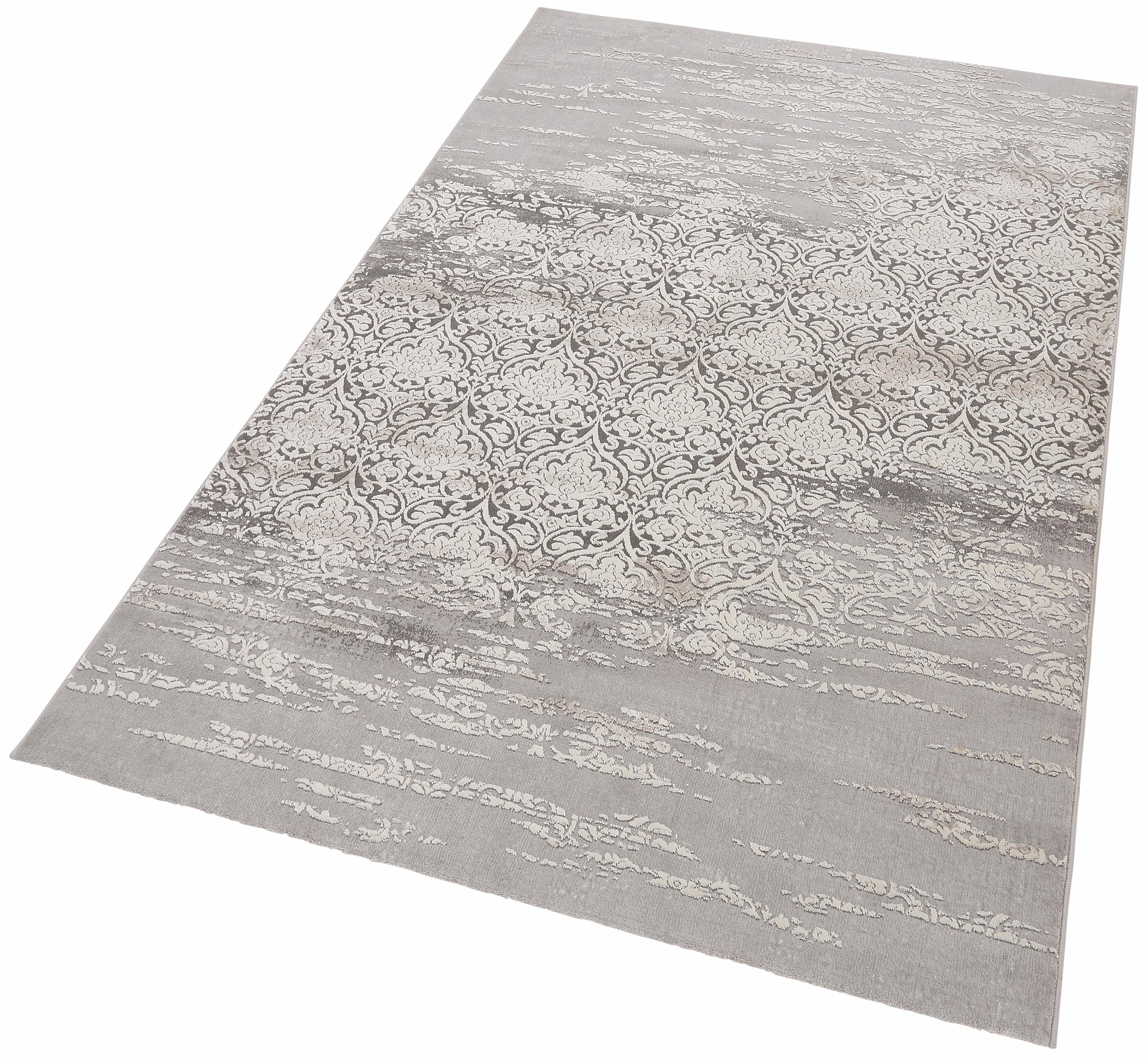 Teppich Danica merinos rechteckig Höhe 12 mm