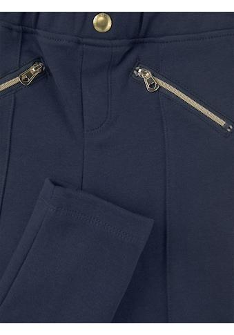 TOM TAILOR Leggings »Leggings mit Reißverschlussdetails« kaufen