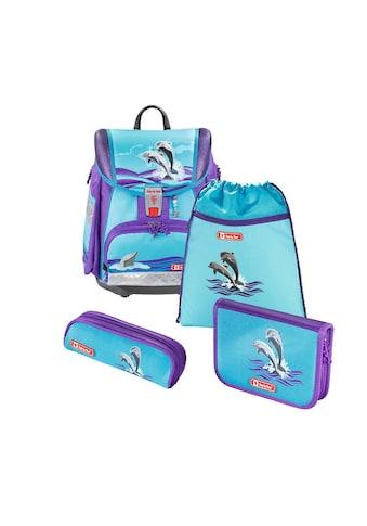Step by Step Schulranzen Set Mädchen Tornister Set TOUCH 2 »Delfin Happy Dolphins« kaufen