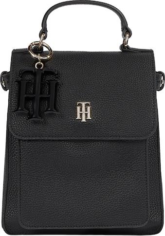 TOMMY HILFIGER Cityrucksack »Soft Backpack«, mit goldfarbenen Details kaufen