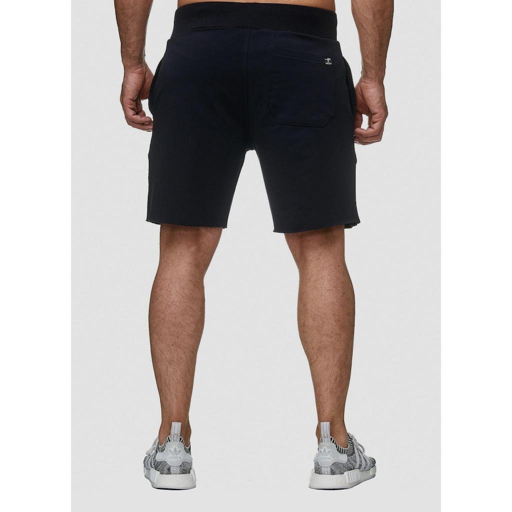 RedBridge Shorts »Honolulu«, coolem Trainings-Print