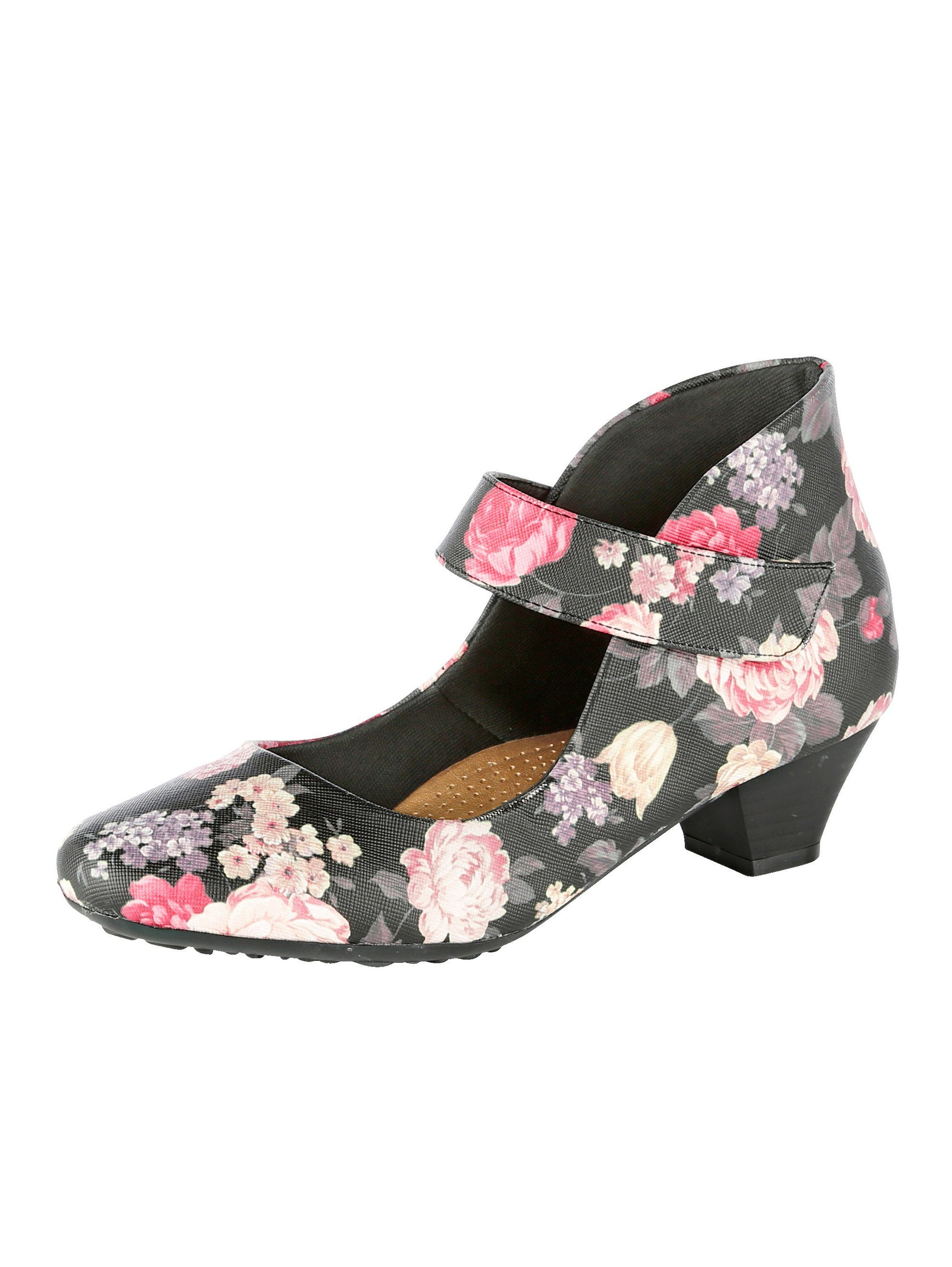 Mae&Mathilda Spangenpumps in elegantem Look   Schuhe > Pumps > Spangenpumps   Mae&Mathilda