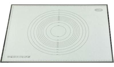 RÖSLE Backmatte, (1 tlg.), Arbeitsmatte aus strapazierfähigem Silikon, Teigmatte mit... kaufen