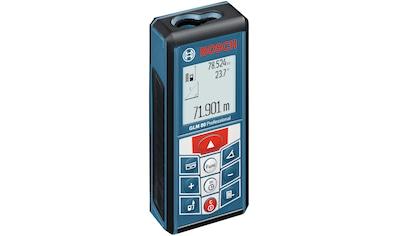 BOSCH PROFESSIONAL Entfernungsmesser »GLM 80«, 80 m kaufen