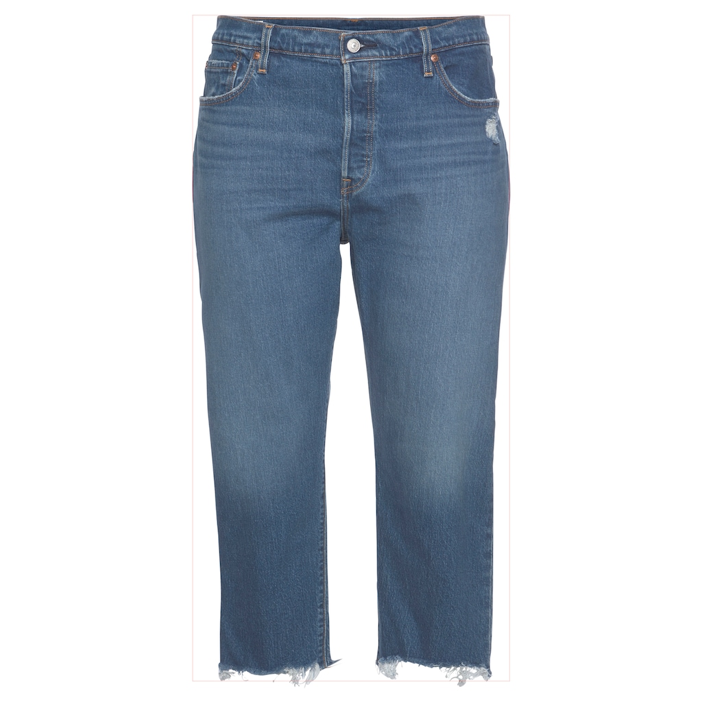 Levi's® Plus Mom-Jeans »501«, High Waisted