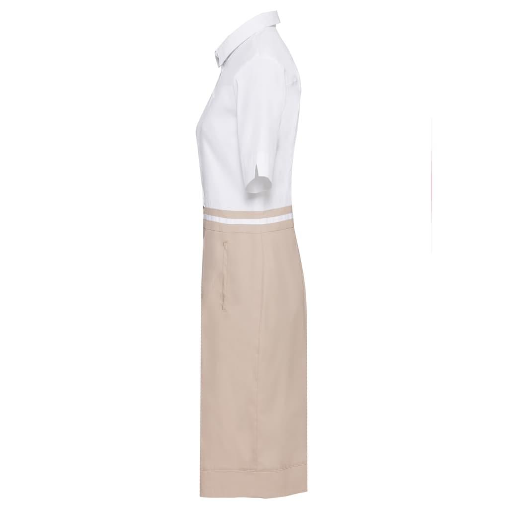bianca Hemdblusenkleid »ARINA«, in cooler zweiteiliger Optik