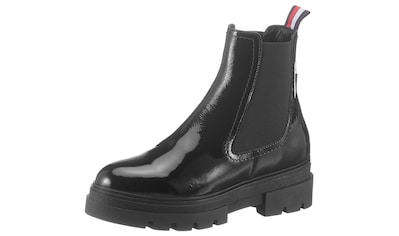TOMMY HILFIGER Chelseaboots »CLASSIC PATENT CHELSEA BOOT« kaufen