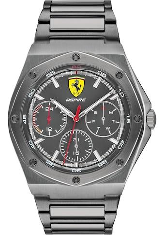 Scuderia Ferrari Multifunktionsuhr »Aspire, 830695« kaufen