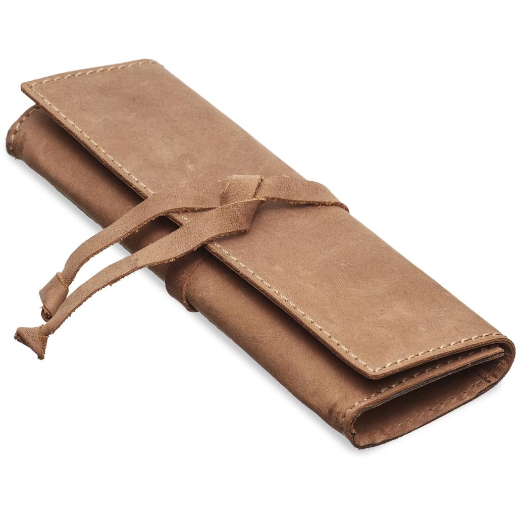 Packenger Schreibgeräteetui »Lambi, hellbraun«
