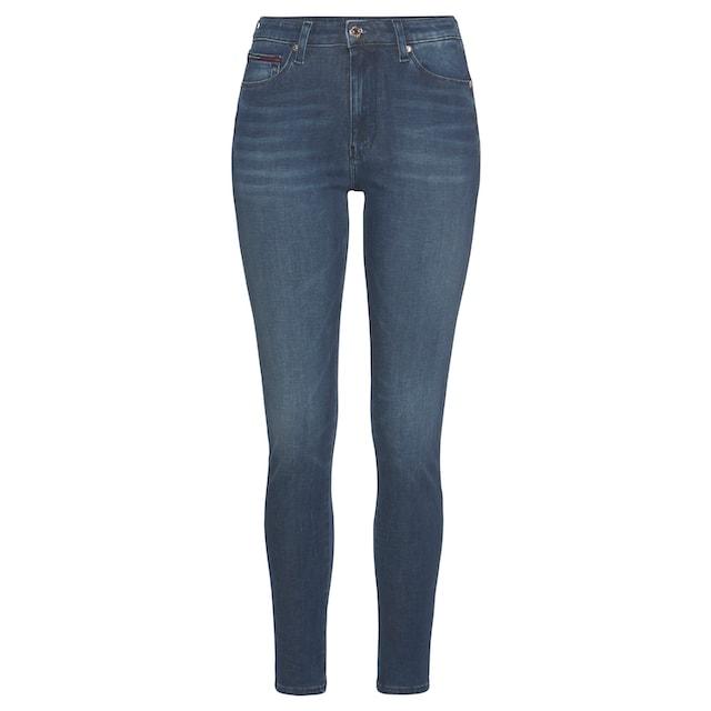 TOMMY JEANS Skinny-fit-Jeans »SYLVIA HR SUPER SKINNY DYAMD«