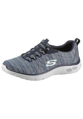 Skechers Slip-On Sneaker »Empire D´Lux«, mit Relaxed Fit-Ausstattung kaufen