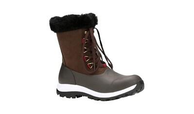 Muck Boots Schnürstiefel »Damen Apres Lederstiefel zum Schnüren« kaufen