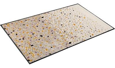 Teppich, »Sasso«, wash+dry by Kleen - Tex, rechteckig, Höhe 7 mm, gedruckt kaufen