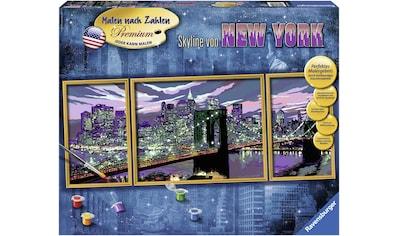 Ravensburger Malen nach Zahlen »Skyline von New York«, Made in Europe, FSC® - schützt... kaufen