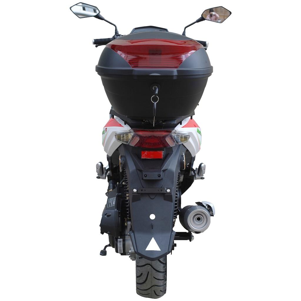 Alpha Motors Motorroller »Mustang FI«, 3 PS, inkl. Topcase