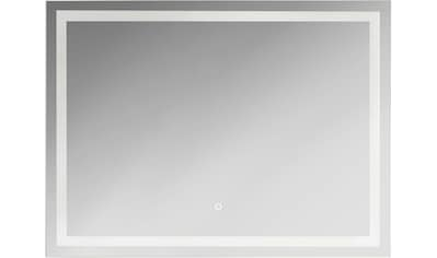 KRISTALLFORM Spiegel »FrameLight III«, 80 x 60 cm, LED kaufen