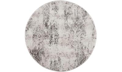 Teppich, »Noa 9318«, Carpet City, rund, Höhe 11 mm, maschinell gewebt kaufen