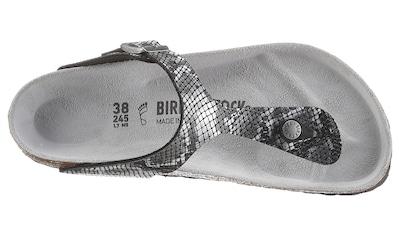 Birkenstock Zehentrenner »GIZEH PYTHON« kaufen
