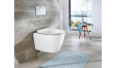 welltime Tiefspül-WC »Vigo«, Toilette spülrandlos, inkl. WC-Sitz mit Softclose kaufen