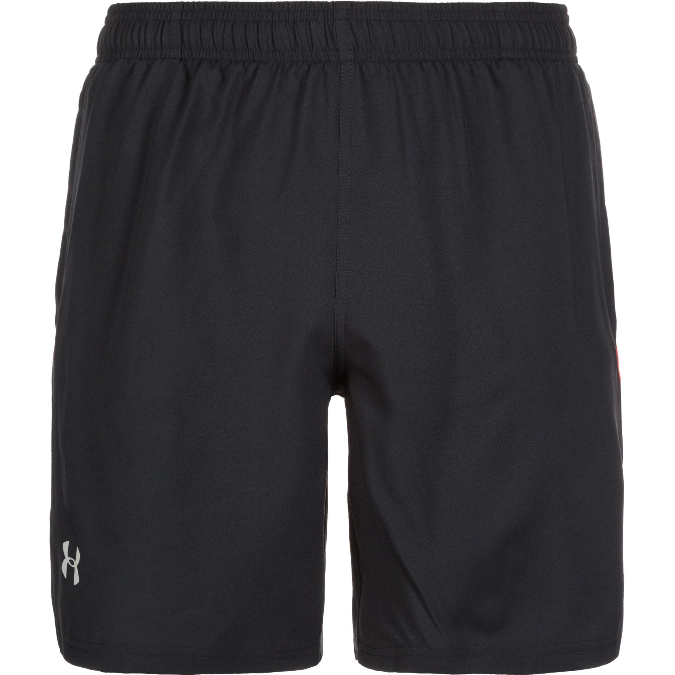 Under Armour Laufshorts Heatgear Launch | Sportbekleidung > Sporthosen > Laufhosen | Schwarz | Under Armour