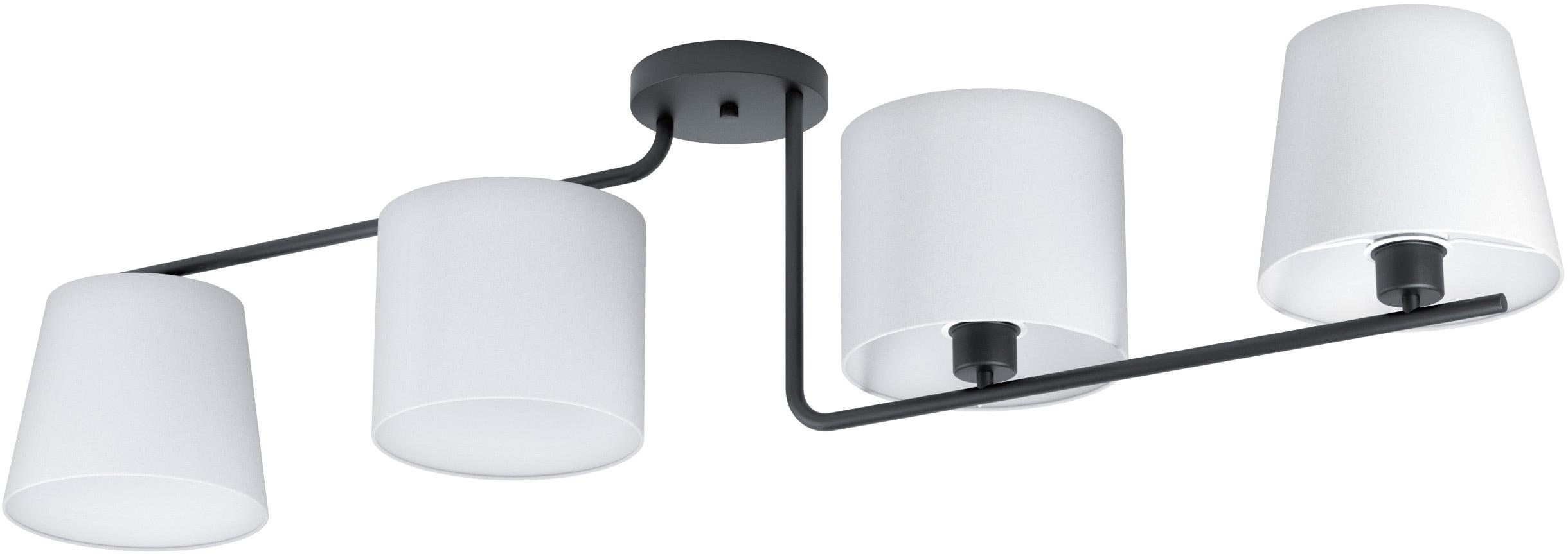 EGLO Deckenleuchte MAROJALES 1, E27, Deckenlampe