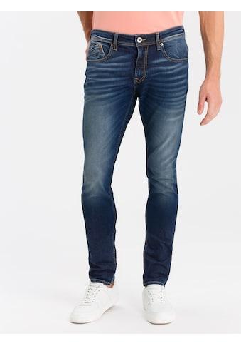 Cross Jeans® Slim-fit-Jeans »Jimi«, Weiche Baumwollqualität kaufen