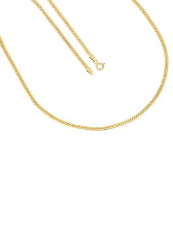 Firetti Goldkette »Flachpanzerkettengliederung, 2,3 mm breit, Glanzoptik, halbmassiv« kaufen