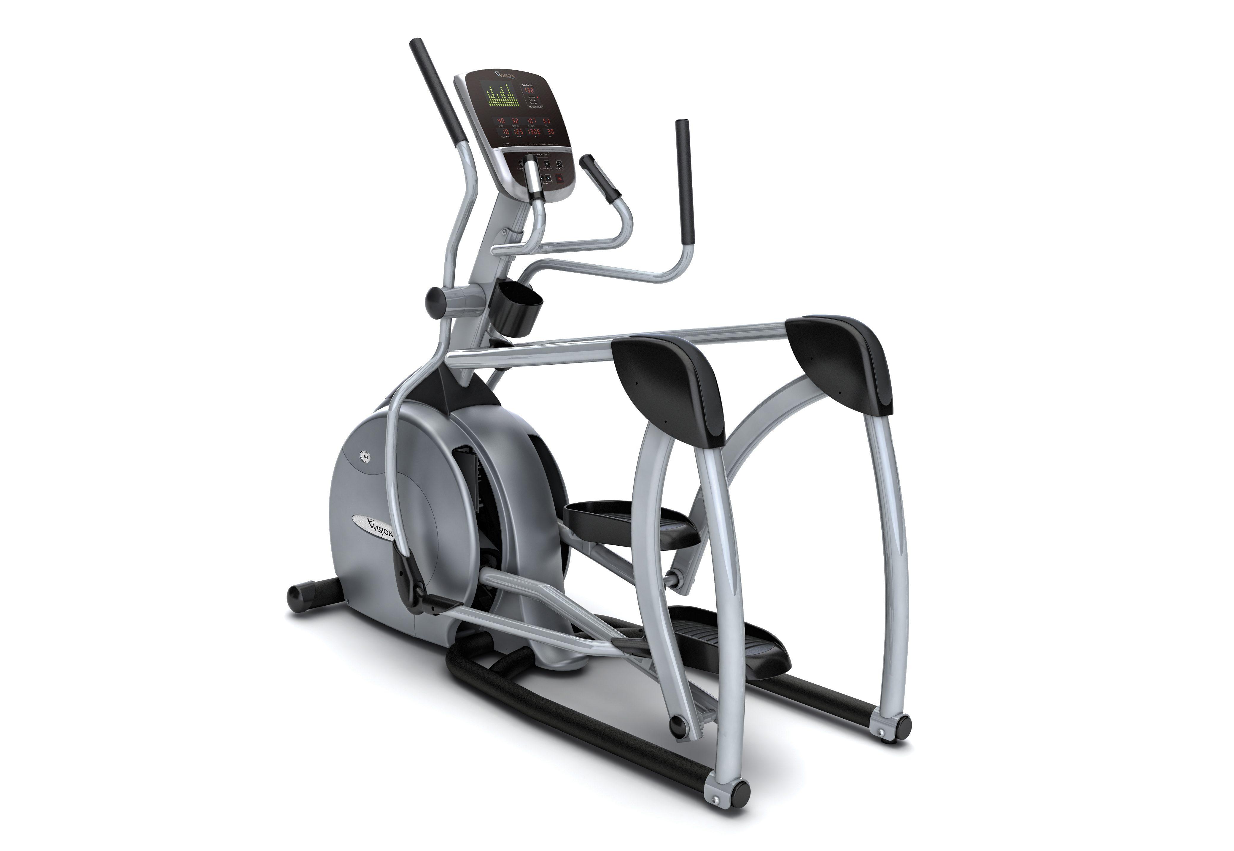 Vision Fitness Crosstrainer-Ergometer S60 Preisvergleich