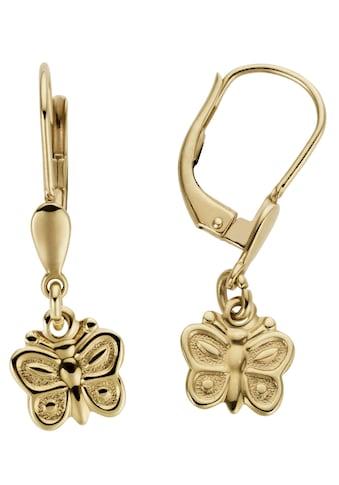 Firetti Paar Ohrhänger »Schmetterlinge, im Glanzdesign«, Made in Germany kaufen