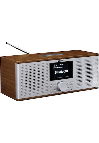 Lenco »DIR - 170WA« Internet - Radio (UKW mit RDS,Digitalradio (DAB+),Internetradio,FM - Tuner, 20 Watt) kaufen
