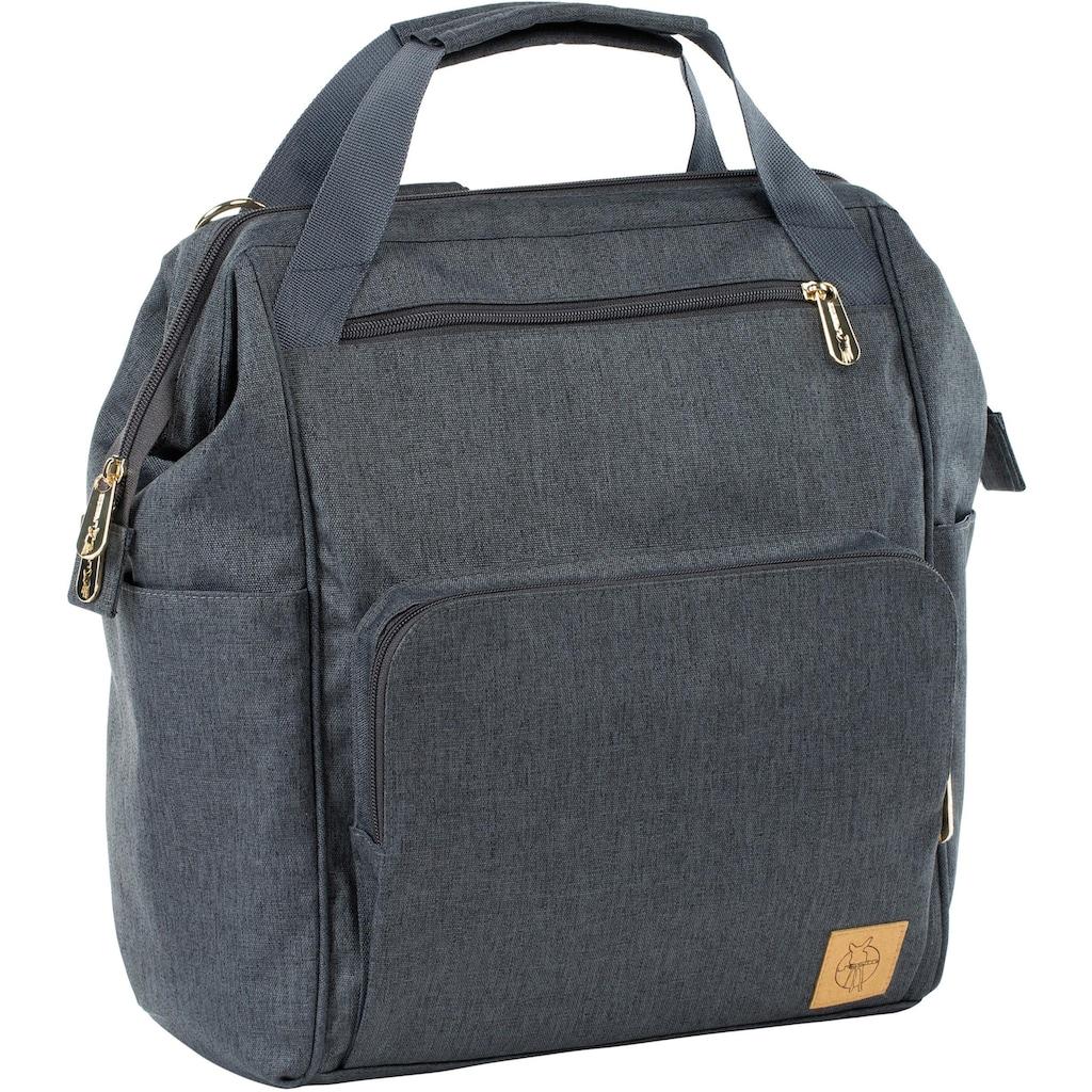 Lässig Wickelrucksack »Glam Goldie, Backpack Anthracite«