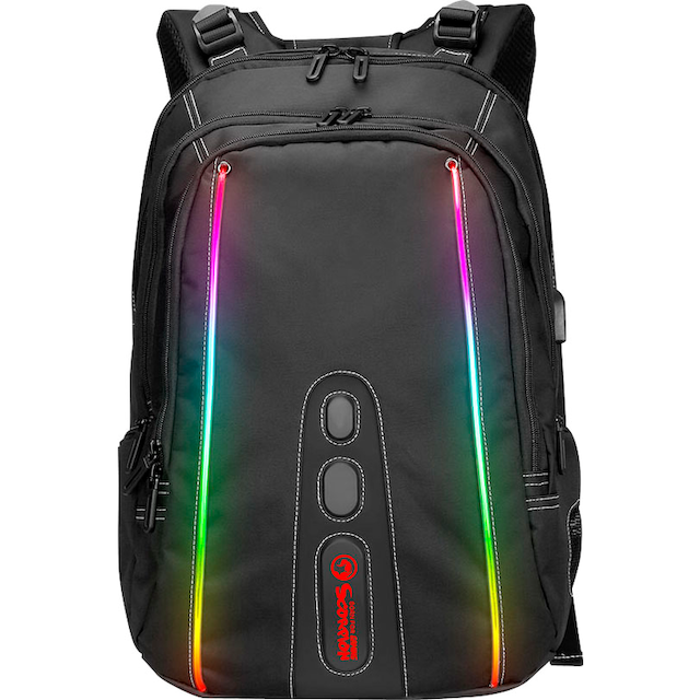 MARVO Notebook-Rucksack »BA-02 RGB Gaming Backpack«