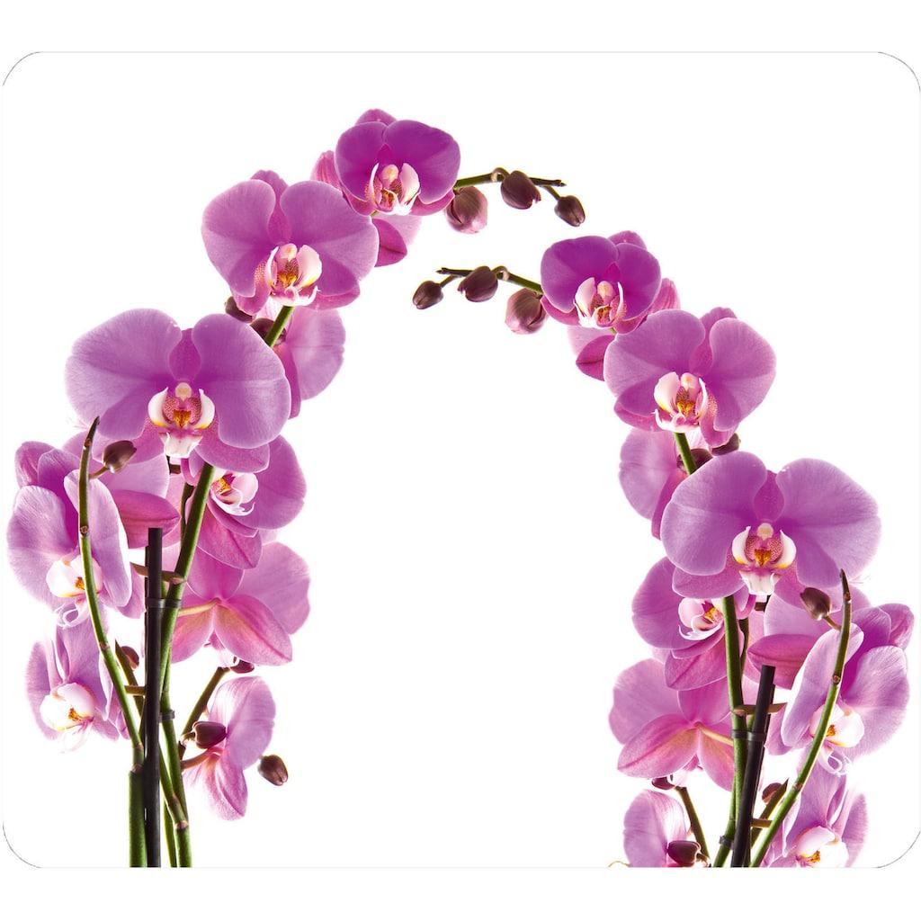 WENKO Herd-Abdeckplatte »Orchideenblüte«